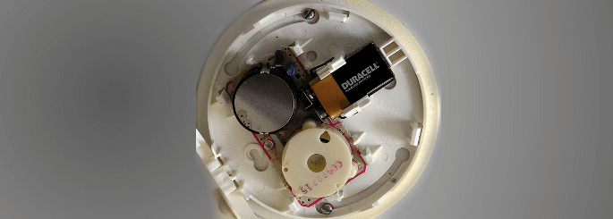 Change Your Smoke Detector Batteries When You Spring Forward Or