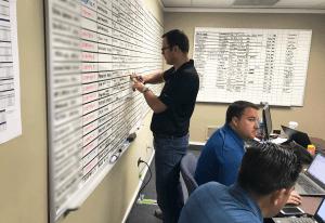 BluSky Hurricane Command Center